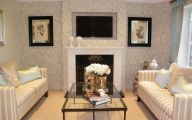Wallpaper Designs For Living Room 23 Design Ideas