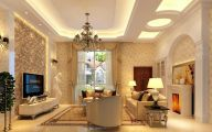 Wallpaper Designs For Living Room 3 Designs