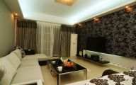 Wallpaper Designs For Living Room 6 Renovation Ideas