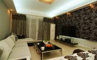 Wallpaper Designs For Living Room 6 Renovation Ideas