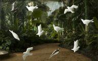 3D Interior Wallpaper  19 Decor Ideas