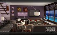 3D Interior Wallpaper  29 Design Ideas