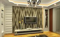 3D Interior Wallpaper  4 Arrangement