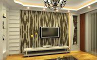 3D Interior Wallpaper  4 Arrangement