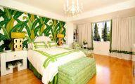 Bedroom Wallpaper Green  15 Inspiration
