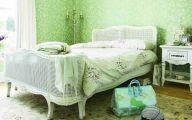 Bedroom Wallpaper Green  25 Inspiration