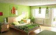 Bedroom Wallpaper Green  26 Ideas