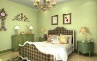 Bedroom Wallpaper Green  3 Decoration Inspiration