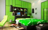 Bedroom Wallpaper Green  31 Decoration Inspiration