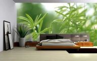 Bedroom Wallpaper Green  8 Picture