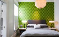 Bedroom Wallpaper Green  9 Decor Ideas