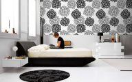 Bedroom Wallpaper Grey  11 Design Ideas