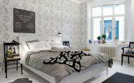 Bedroom Wallpaper Grey  2 Decoration Inspiration