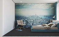 Bedroom Wallpaper Grey  20 Decor Ideas