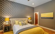 Bedroom Wallpaper Grey  32 Home Ideas