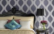 Bedroom Wallpaper Grey  34 Decor Ideas