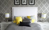 Bedroom Wallpaper Grey  9 Picture