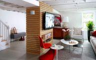 Contemporary Basement Design Ideas Pictures  13 Renovation Ideas