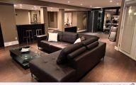 Contemporary Basement Design Ideas Pictures  18 Arrangement
