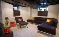 Contemporary Basement Design Ideas Pictures  19 Ideas