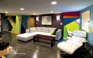 Contemporary Basement Design Ideas Pictures  21 Inspiring Design