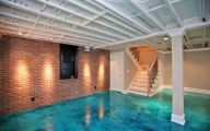 Contemporary Basement Design Ideas Pictures  27 Picture