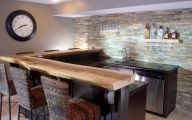 Cool Basement Bar Ideas  28 Designs
