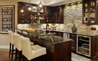 Cool Basement Bars  21 Designs