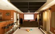 Cool Basement Ceiling Ideas  23 Decoration Idea