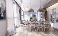 Cool Dining Room Lighting  12 Designs
