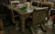 Cool Dining Room Tables  28 Decoration Inspiration