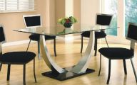 Cool Dining Room Tables  29 Design Ideas