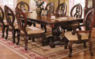 Elegant Dining Room Tables  24 Decoration Idea