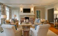 Elegant Living Rooms  91 Decoration Idea