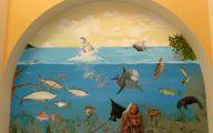 Exterior Wallpaper Murals  30 Home Ideas
