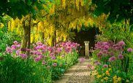 Garden Wallpaper Hd  7 Picture