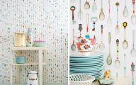 Kitchen Wallpaper  205 Decor Ideas
