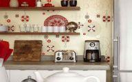 Kitchen Wallpaper Borders Ideas  23 Decor Ideas