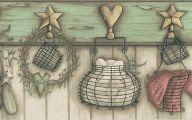 Kitchen Wallpaper Borders Ideas  6 Renovation Ideas