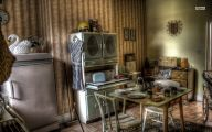 Kitchen Wallpaper Retro  8 Home Ideas