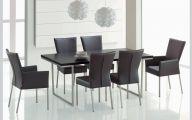 Stylish Dining Room Furniture  12 Decoration Idea