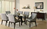 Stylish Dining Room Tables  13 Arrangement