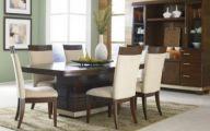 Stylish Dining Room Tables  18 Arrangement