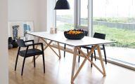 Stylish Dining Room Tables  9 Ideas