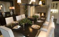 Stylish Dining Rooms  29 Picture