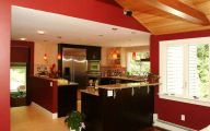 Stylish Kitchen Colors  11 Picture