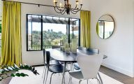 Trendy Stylish Dining Rooms  12 Ideas