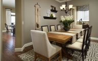 Trendy Stylish Dining Rooms  20 Home Ideas
