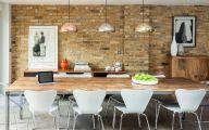 Trendy Stylish Dining Rooms  29 Decoration Idea