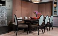 Trendy Stylish Dining Rooms  31 Renovation Ideas